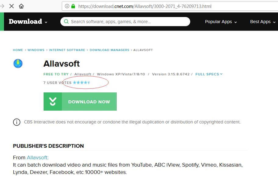 Allavsoft Review: How is Allavsoft? Is Allavsoft Safe?
